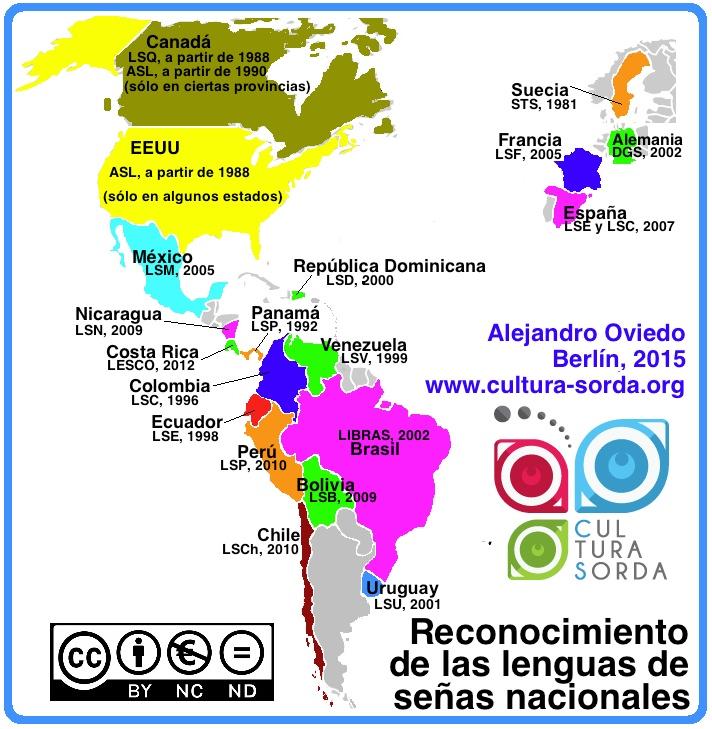 Cultura Sorda -Mapa-Reconocimientos-LS-2015