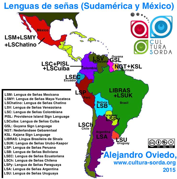 LS-Sudamerica+Mexico- Cultura Sorda