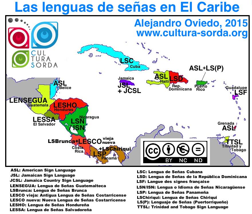 LS en El Caribe Cultura Sorda