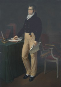 Figura 1. Roch Ambroise Auguste Bébian (Archivo de autor)